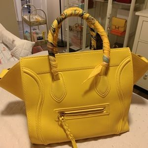Celine phantom Yellow